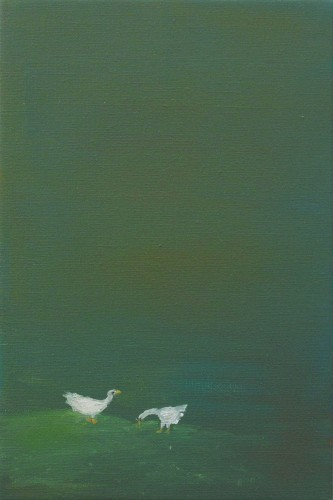 , 'Goose and Swan,' 2017, Galerie Bart
