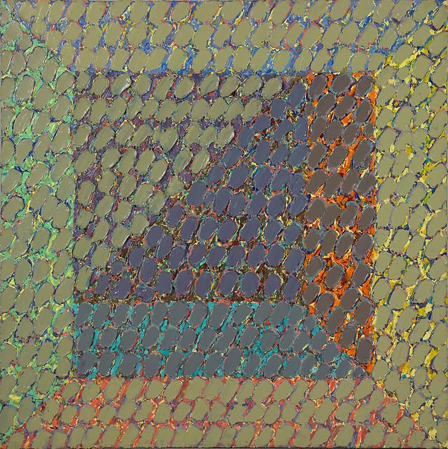 Kazuko Inoue, 'Untitled', 1979-1980, Painting, Acrylic on canvas, Rago/Wright