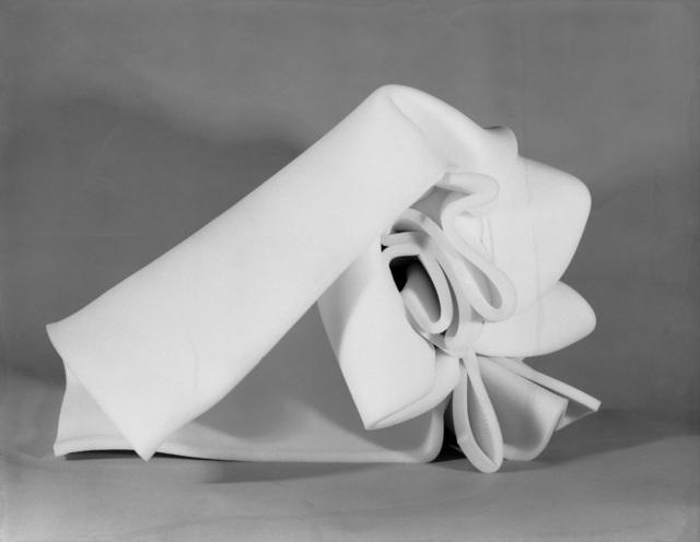 , 'Foam Fold I,' 2010, Nina Johnson
