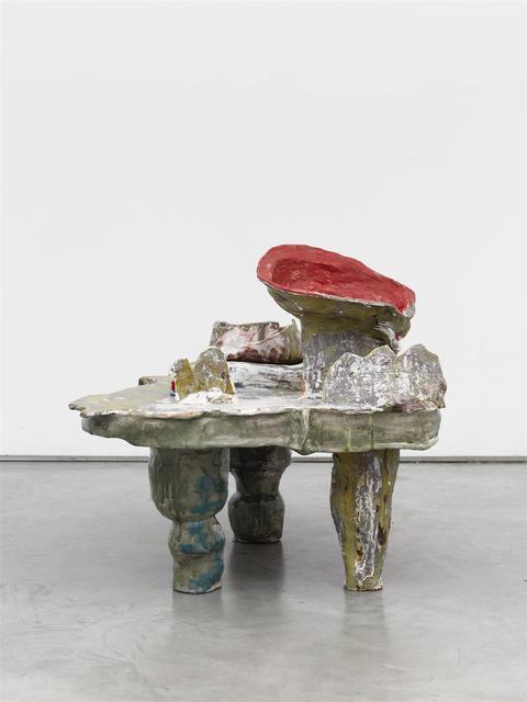 Jessica Jackson Hutchins, 'Spindel', 2017, Marianne Boesky Gallery