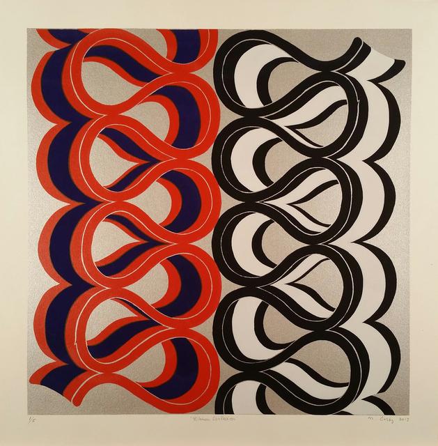 , 'Ribbon Confection,' 2012, Portland Fine Art