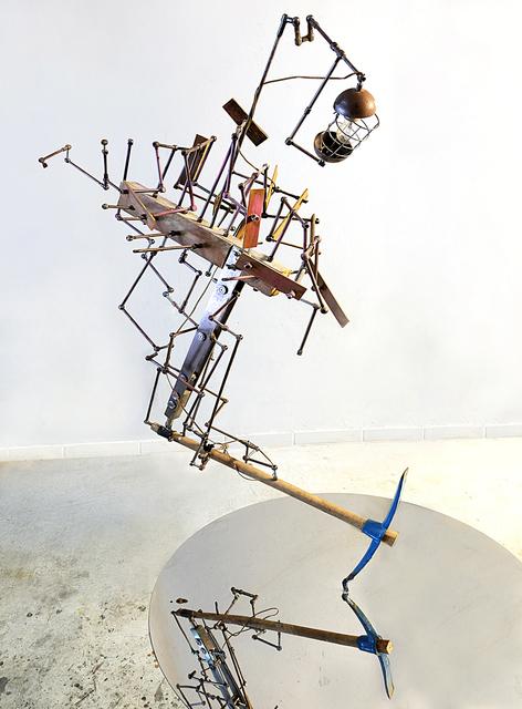 , 'Pickaxe - Kazma,' 2014, Anna Laudel