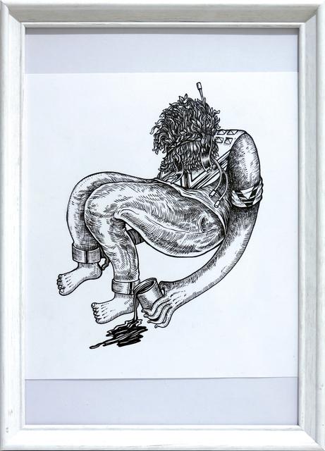 , 'Laid Back ,' 2017, Chan + Hori Contemporary