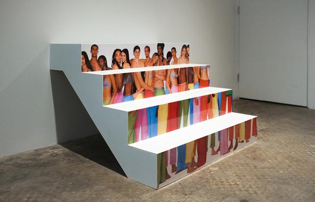 , 'Multicultural Stairs,' 2014, NURTUREart