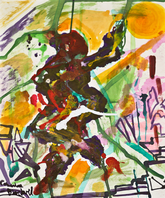 , 'The 19th Afro Cuban Dancer,' 2015, ArtLifting
