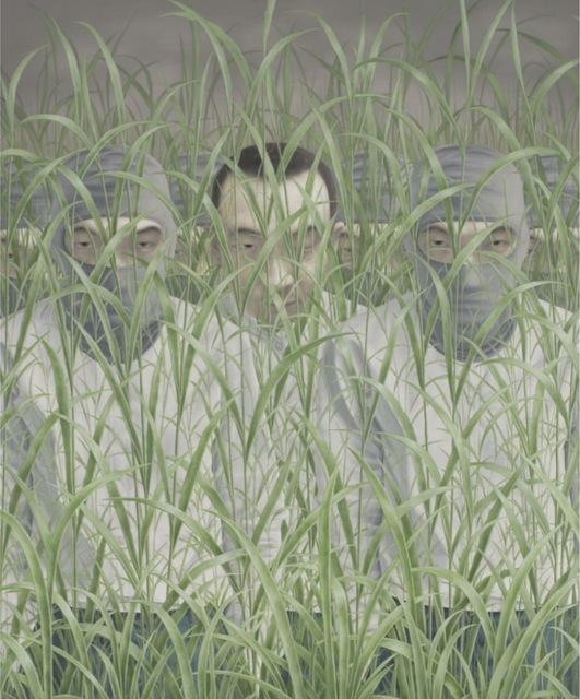 , 'hidden ,' 2017-2018, Yang Gallery