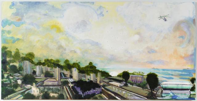 Verne Dawson, 'Harbor Town', 2015, Galerie Eva Presenhuber