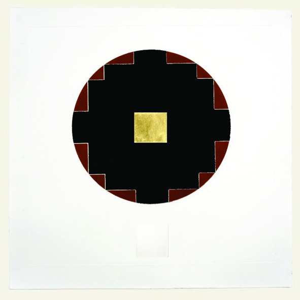 "Patrick Scott, 'Untitled (from ""Meditations"")', 2007, Stoney Road Press"