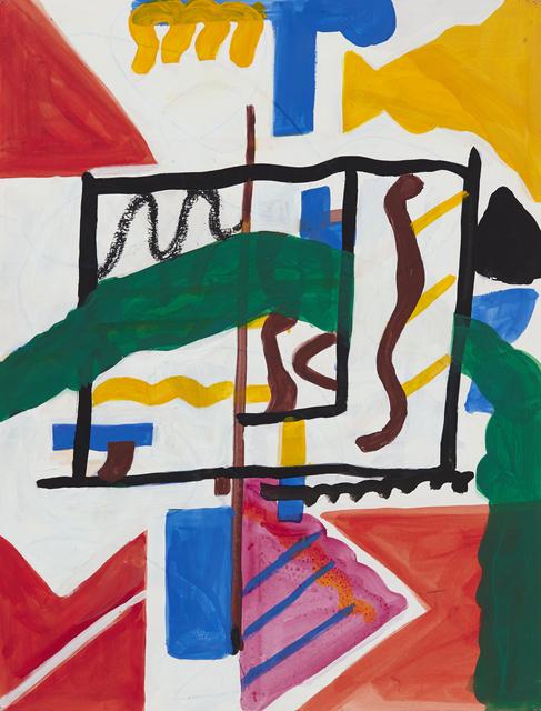 , 'Untitled,' 1996, Tibor de Nagy