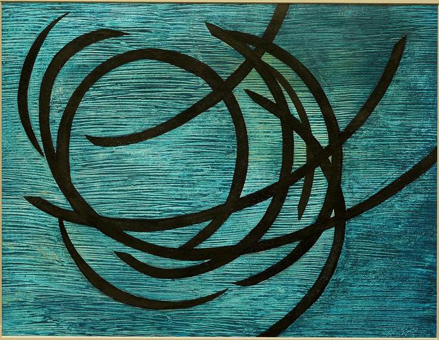 , 'Aguas Territoriales,' 1962, AREVALO