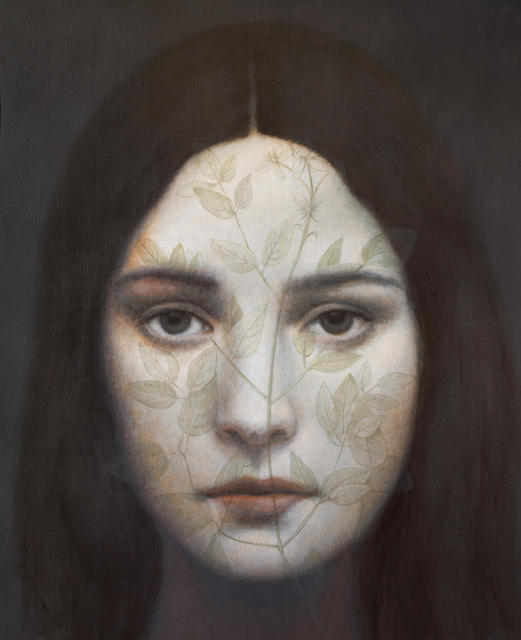 , 'Clematide II,' 2017, Nüart Gallery
