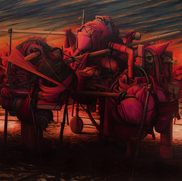 , 'Crepuscolo,' , Galleria Clivio