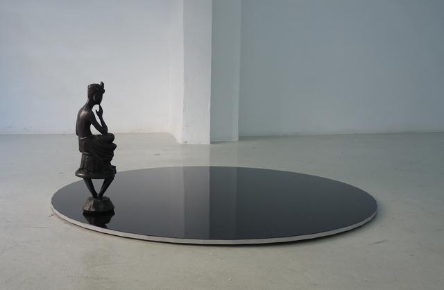 , 'Pensive Bodhisatva + 50,' 2017, Galería Bacelos