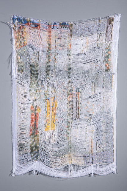 NEGAR FARAJIANI, 'Tattered Masterpiece 3', 2017, Mariane Ibrahim Gallery