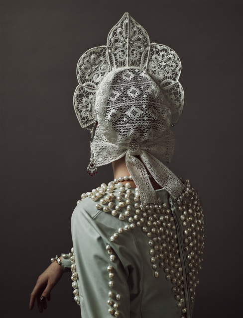 Mariano Vivanco, 'Russian Hat III', 2012, Bernheimer Fine Art