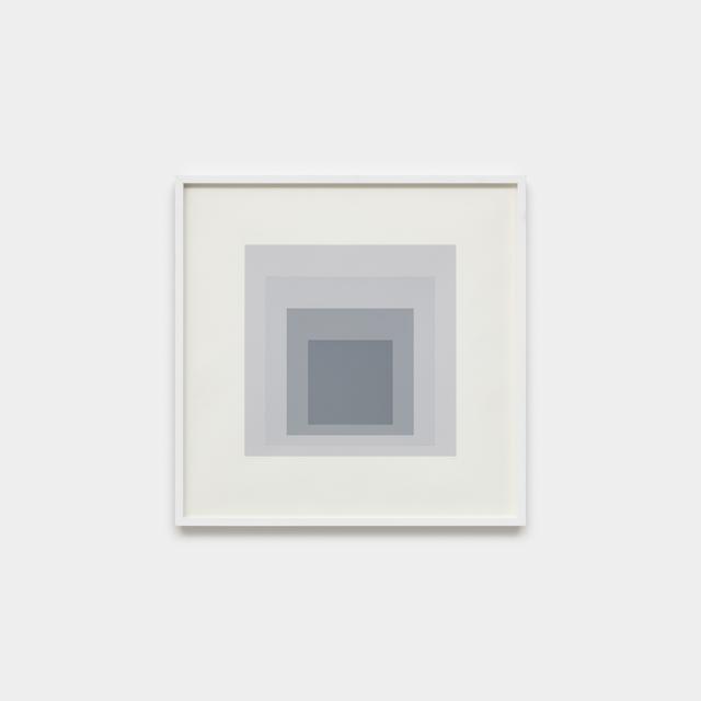, 'Hommage au carré,' 1972, Galeria Raquel Arnaud