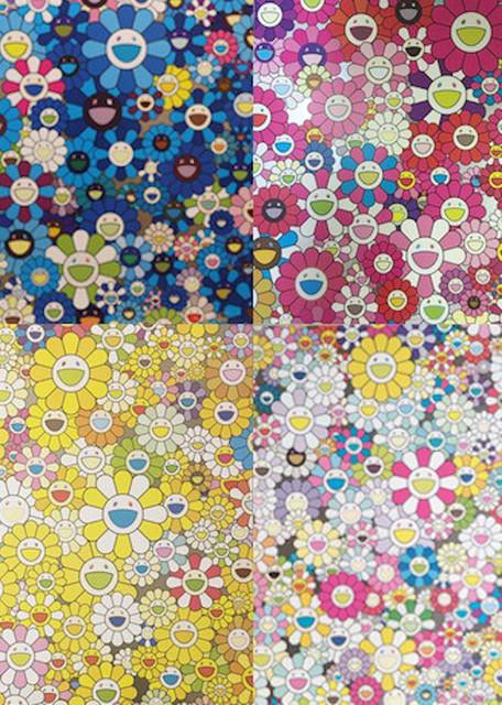 Takashi Murakami, 'An Homage Set D', 2012, Maddox Gallery