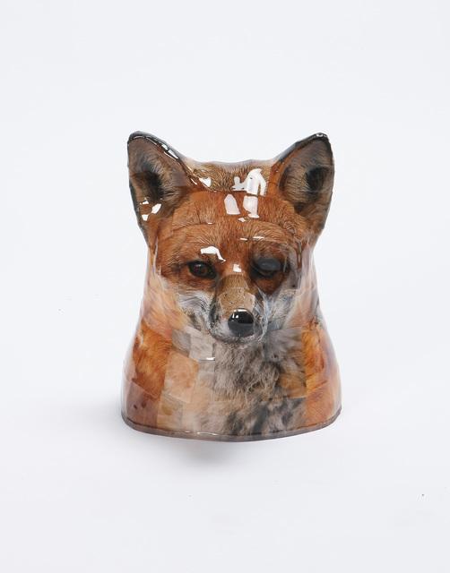 , 'Bust(Fox),' 2016, Arario Gallery