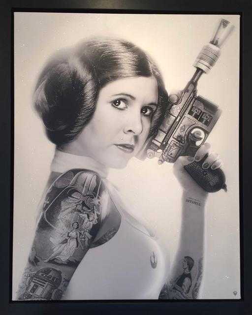 JJ Adams, 'Princess Leia', 2015, Reem Gallery