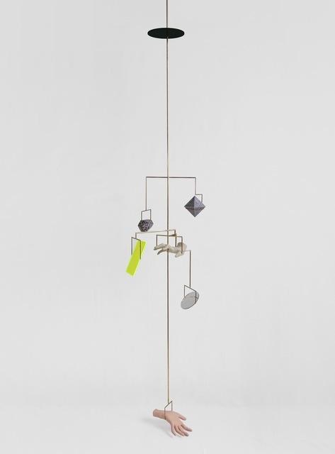 David Casini, 'Geometrie per un canone rovesciato V', 2015, PLUTSCHOW GALLERY