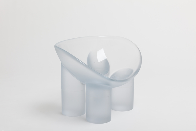 , 'Roly-Poly Chair / Water,' 2016, Friedman Benda