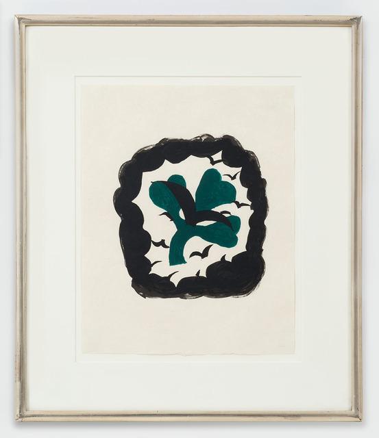 Georges Braque, 'Le Trefle From: Lettera Amorosa', 1963, Alan Cristea Gallery