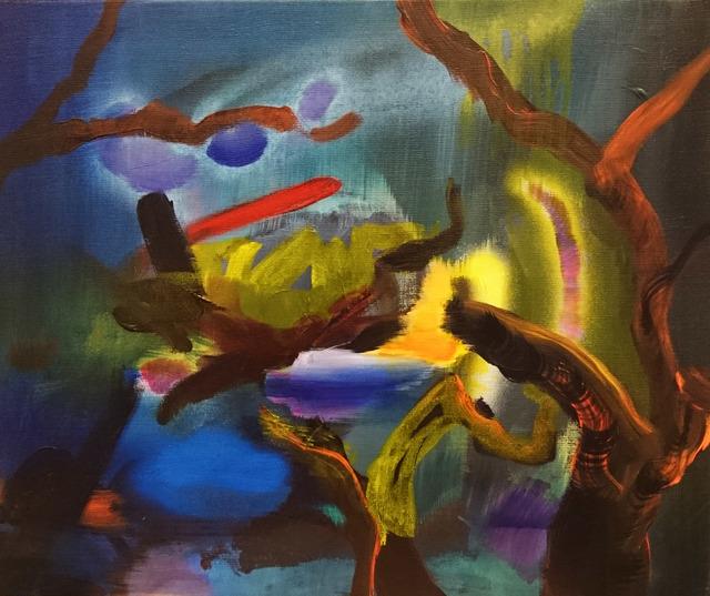 , 'Instincts,' 2015, Galerie Sandhofer