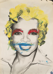 Oprah (Marilyn Monroe), Blue Lips
