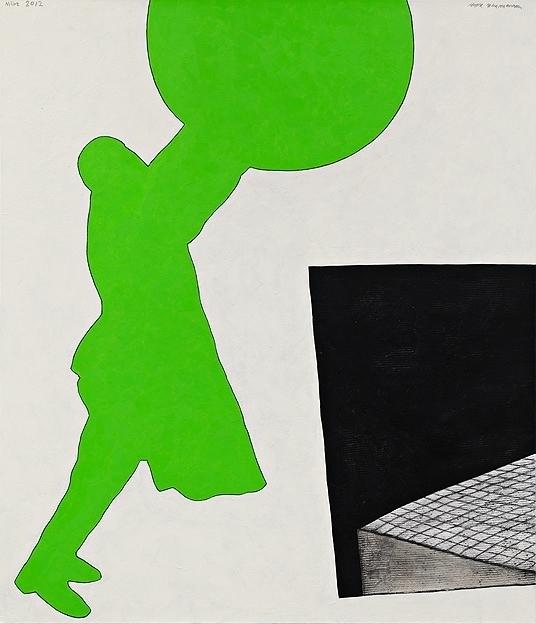 Max Neumann, 'Untitled, March', 2012, Bruce Silverstein Gallery