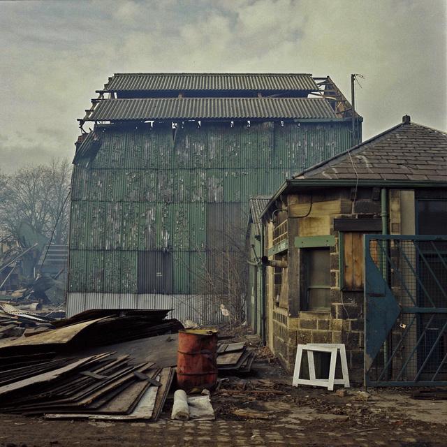 , 'Town Street, Leeds, 1970-1980,' 2020, Galerie Clémentine de la Féronnière
