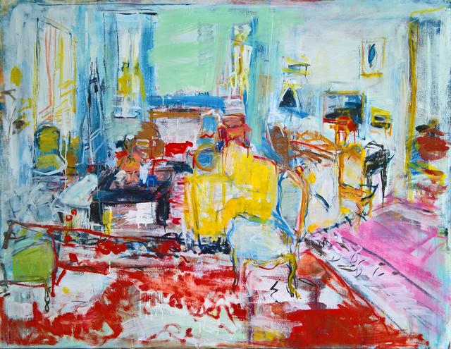 , 'The drawing room VI,' 2017, Bernard Chauchet Contemporary Art