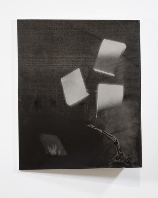 , 'Monolith #4,' 2016, Morgan Lehman Gallery
