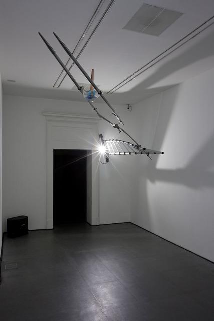 , 'Scala aggettante,' 2015, Lia Rumma