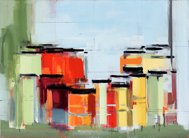 , 'Bottles & Jars XXVII,' 2012, Page Bond Gallery