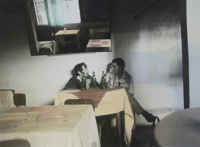 """, '""""2 amigos"""" en """"El Rehue"""", Carahue, Chile,' 1991, Michael Hoppen Gallery"""