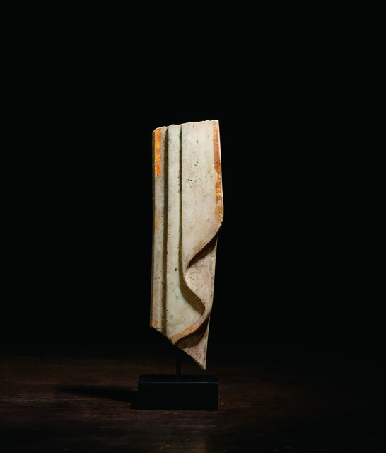 , 'A White Marble Fragmentary 唐 大理石袍子殘部,' China: Tang Dynasty (618-906), Rasti Chinese Art