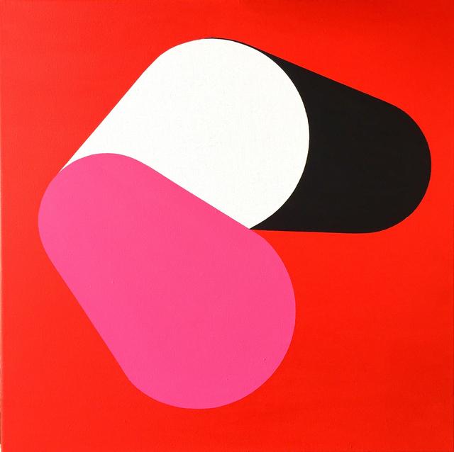 , 'Tube 1 & 2 (diptych),' 2017, Galerie Bart