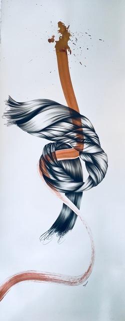 , 'Untitled with Ribbon,' 2001, Tufenkian Fine Arts