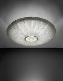 Venini, 'Large ceiling light,' ca. 1940, Phillips: Design