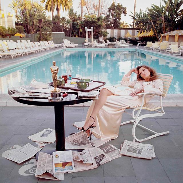 , 'Faye Dunaway, Oscar,' 1977, Holden Luntz Gallery