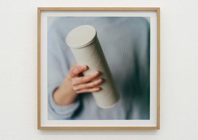 , 'Pale pringle,' 2015, Gabriele Senn Galerie