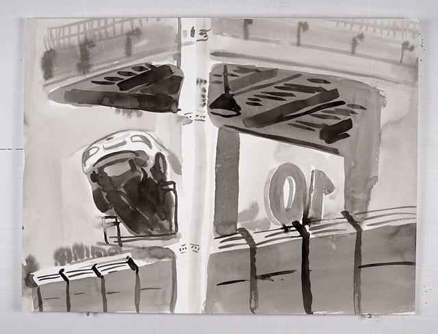 , 'Titan Stadium,' 2017, Zeitgeist
