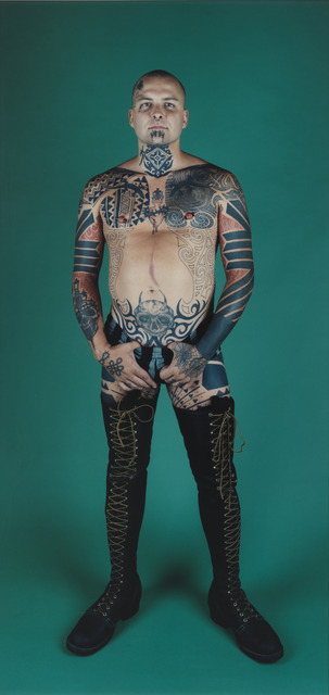 , 'Ron Athey,' 1994, Whitney Museum of American Art