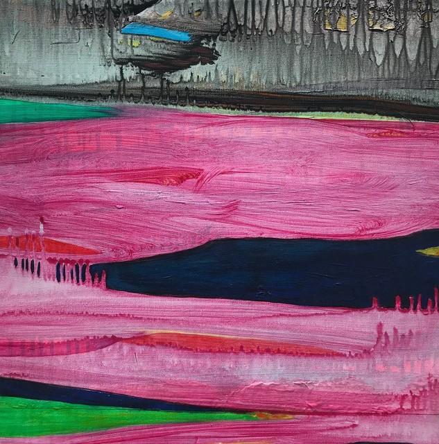 Javier David Ramos, 'Estigia II', 2017, Painting, Acrylic on canvas, Biaggi & Faure Fine Art