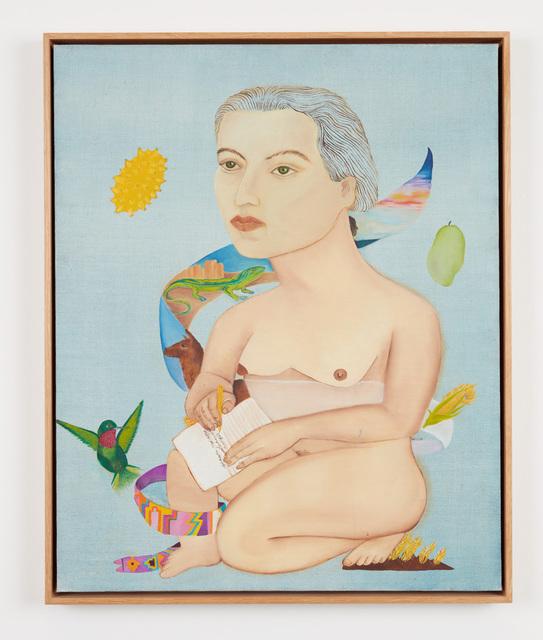 , 'Gabriela Mistral,' 1979, Lehmann Maupin