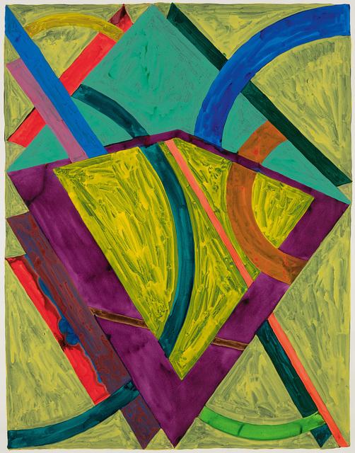 William T. Williams, 'South Road', 1970, Michael Rosenfeld Gallery