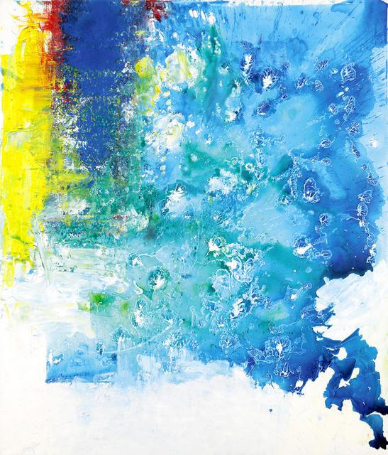 , 'Shades of Blue,' 2012, Galerie Artziwna