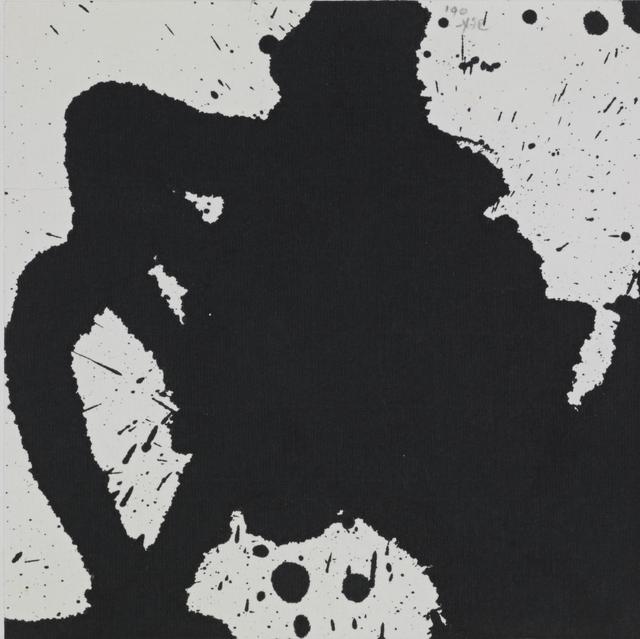 , 'An Ode in Praise of Life No.8,' 1990, Ke-Yuan Gallery