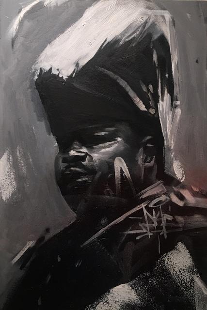 ", '""Marcus Garvey"",' 2015-2016, Parlor Gallery"