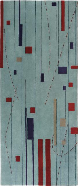 Steven Holl, 'Sketch carpet, from Museum Tower, New York', 1987, Phillips